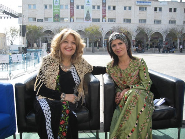 Interview with maha saca on the PBC morning show
